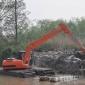 西双版纳水上淤泥挖掘机出租/生产基地